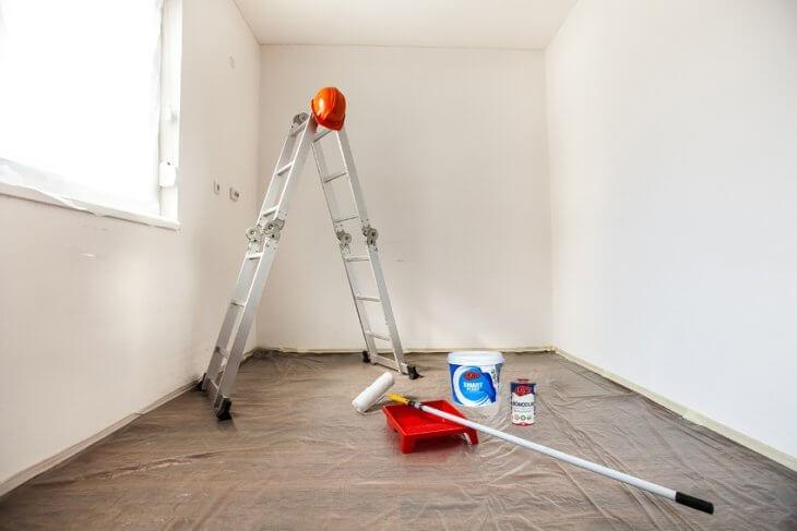 Грунтовка для стен: разновидности материала