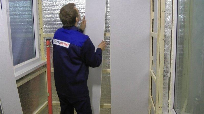 Поэтапные инструкции обшивки балкона своими руками