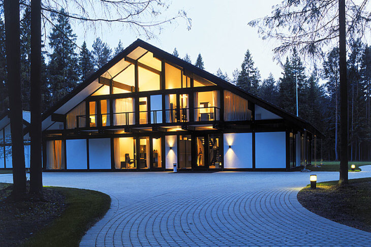 Фахверковые дома: нюансы по возведению постройки своими руками