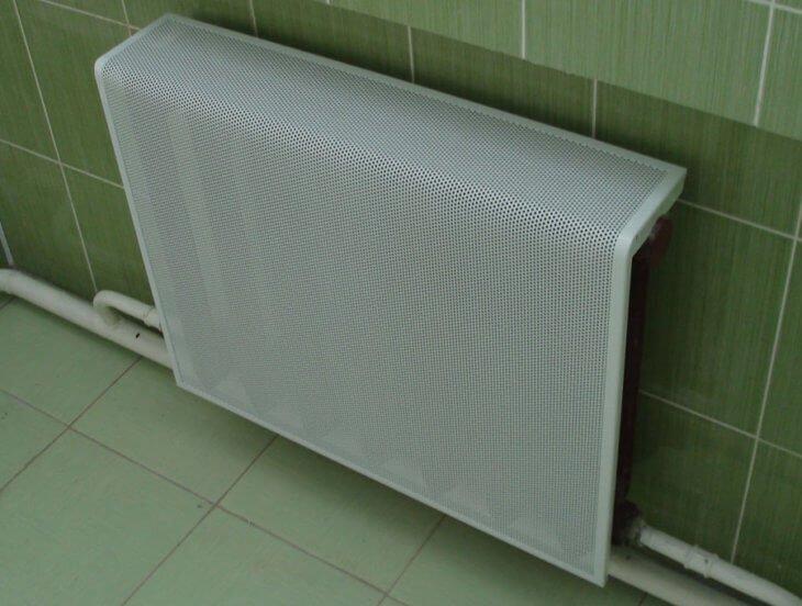 Чем закрыть батареи системы отопления и сохранить конверсию теплового потока