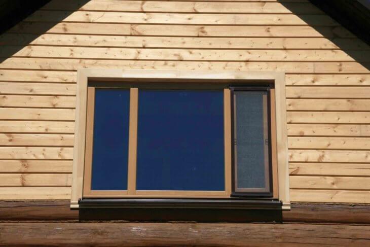 Пластиковые окна в деревянном доме: инструкция по монтажу пластиковых окон
