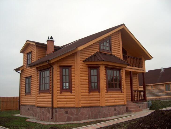 Наружная отделка дома: какие материалы нужны для качественного ремонта деревянного строения?