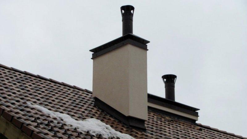 Практическое руководство по герметизации трубы на крыше