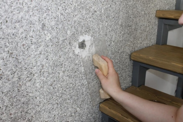 Жидкие обои своими руками, отделка различных поверхностей и главные преимущества материала