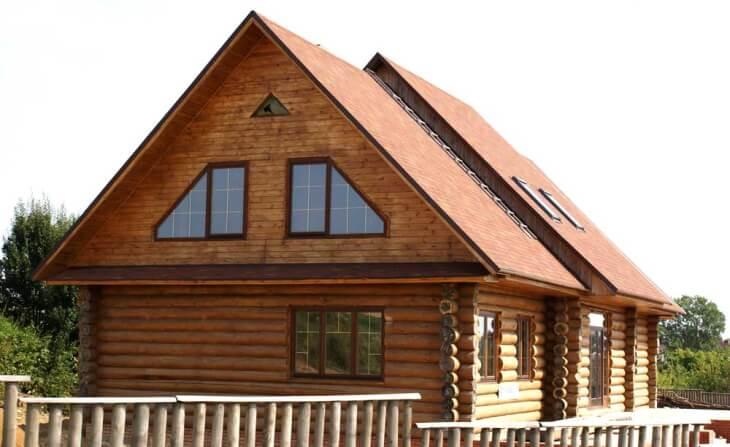 Фронтон крыши: виды и варианты обшивки